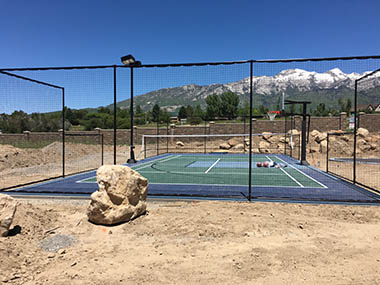Gallery sport court west for Sport court utah