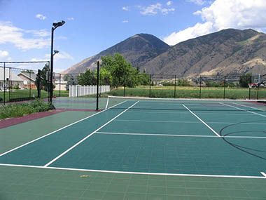 Tennis Court Builder