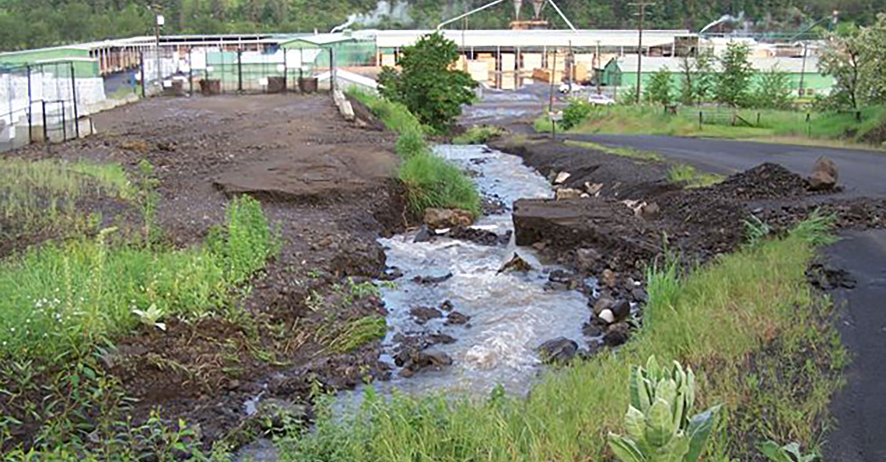 Erosion Control & Stream Bank Stabilization