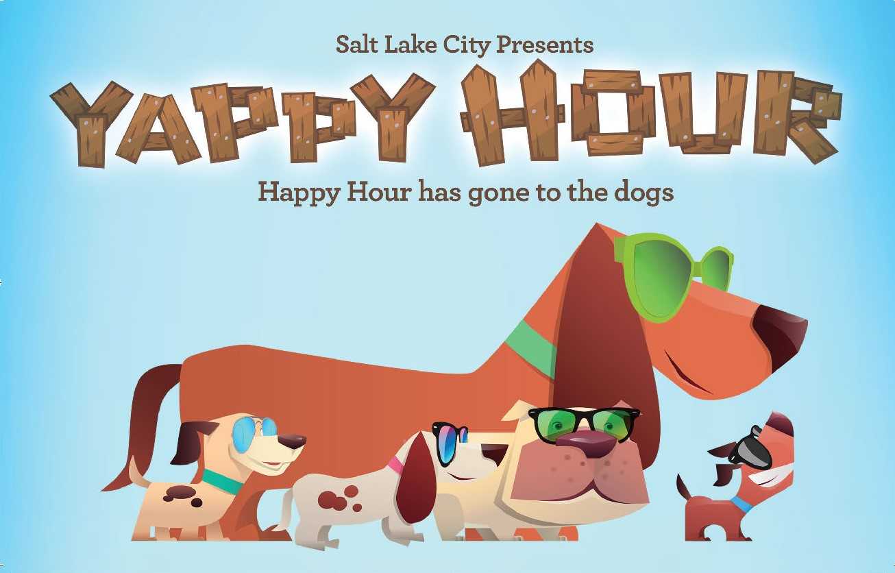 Happy Hour has gone to the DOGS!