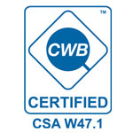 Canadian Welding Society Certified