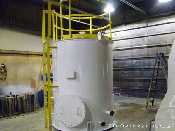 Industrial Tanks & Storage