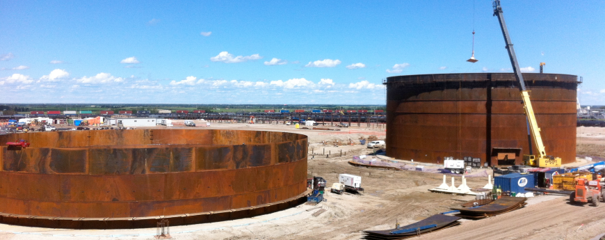 Industrial Tanks and Storage