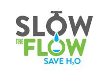 Slow the flow save h2o