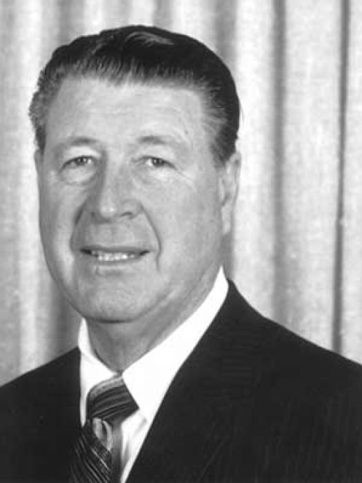 Past Mayor Jack R. Eves
