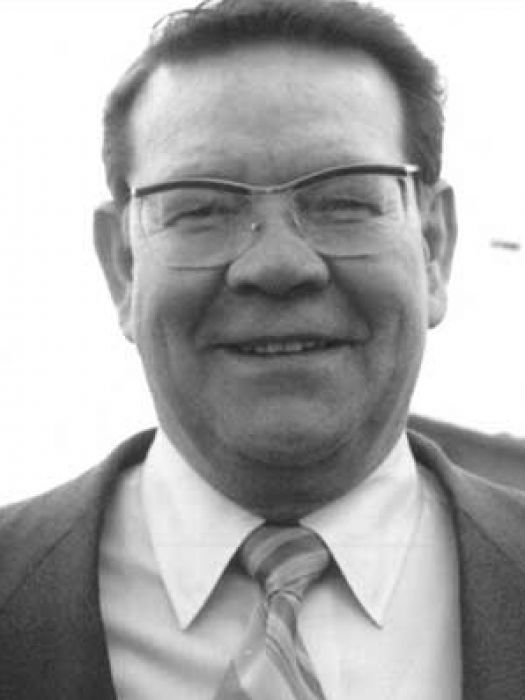 Past Mayor Rolfe Griffiths