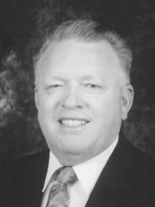 Past Mayor Raymond J. Eves