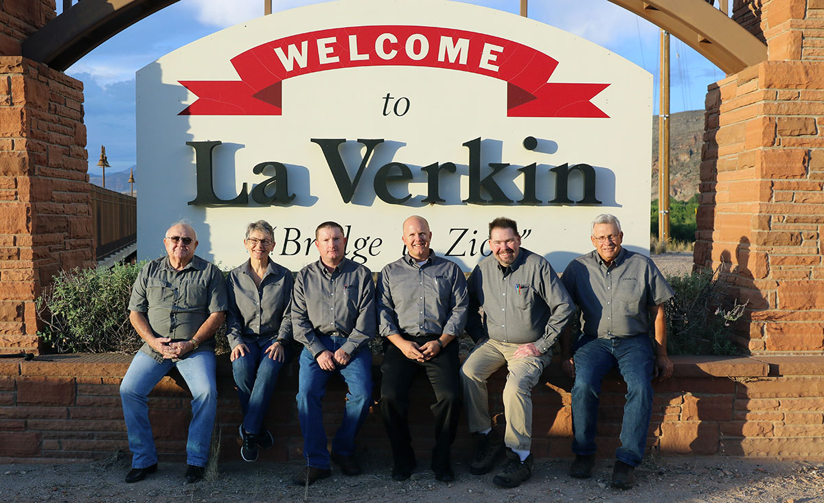 La Verkin City Council