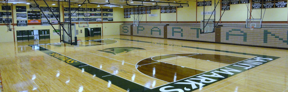 Hardwood And Synthetic Gym Flooring Solutions Mastercraft Sports