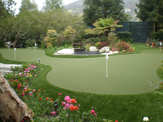 Putting Greens | Sport Court on