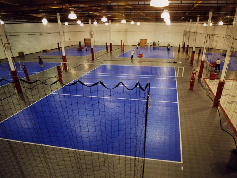 Sport Clubs & Training Facilities flooring