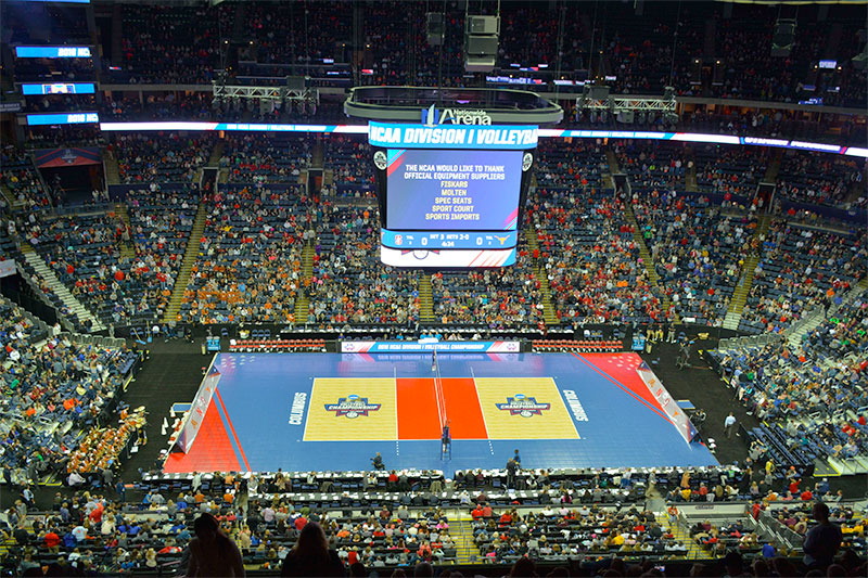 2016 NCAA Women's Volleyball Championships