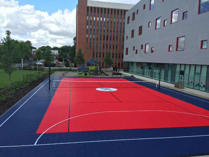 Commercial Sport Court
