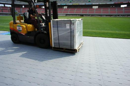 Stadium Grass Cover