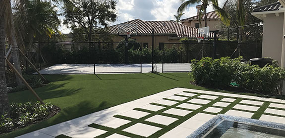 Florida Commercial Artificial Grass