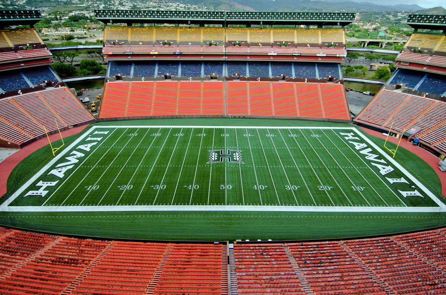 Aloha Stadium - Synthetic Turf