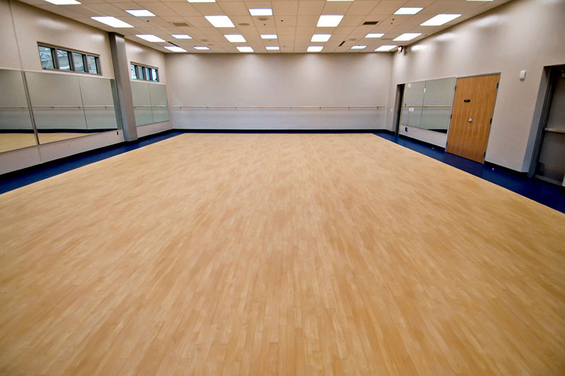 Joint Base Pearl Harbor-Hickam Fitness Gym - Athletic Flooring