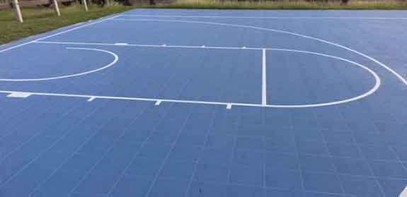 outdoor playcourts