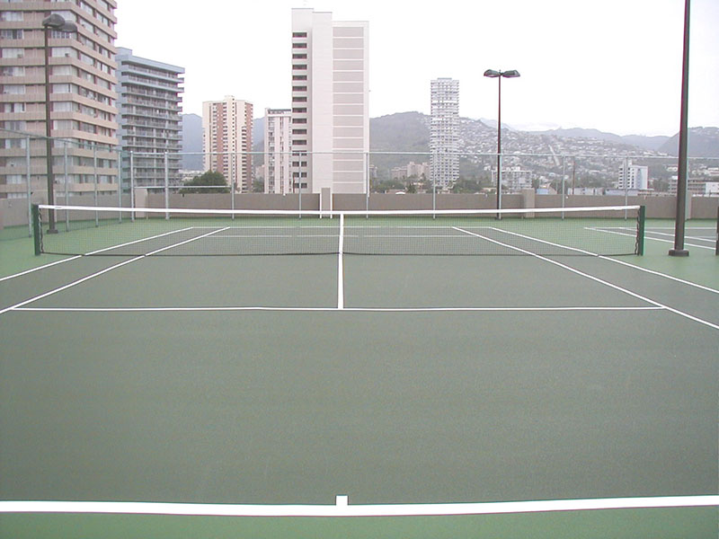 Iolani Court Plaza  - Tennis Court