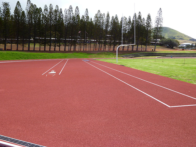Hawaii Preparatory Academy Track