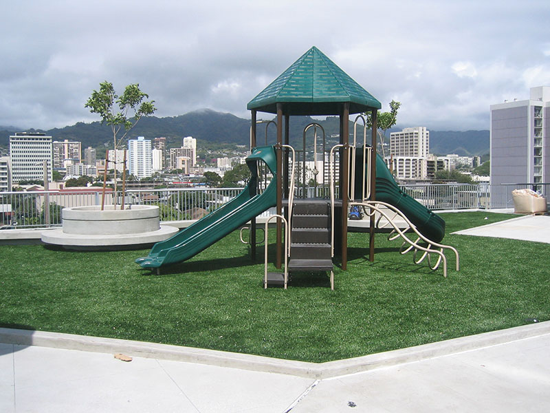 Moana Pacific Condos - Synthetic Turf