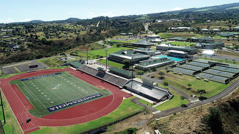 Kamehameha Schools Maui Campus Track and Field