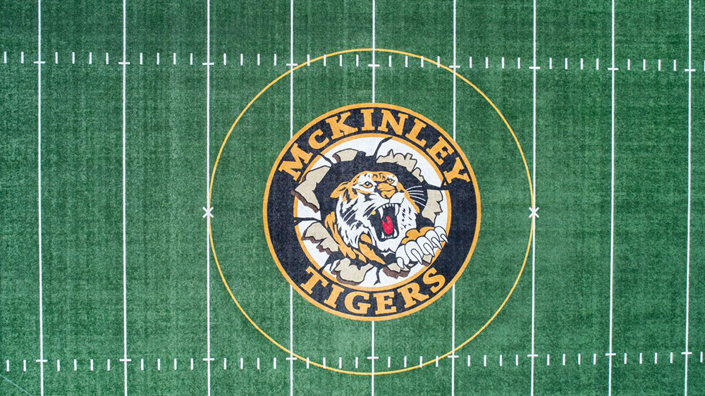 Mckinley High School Synthetic Track and Field