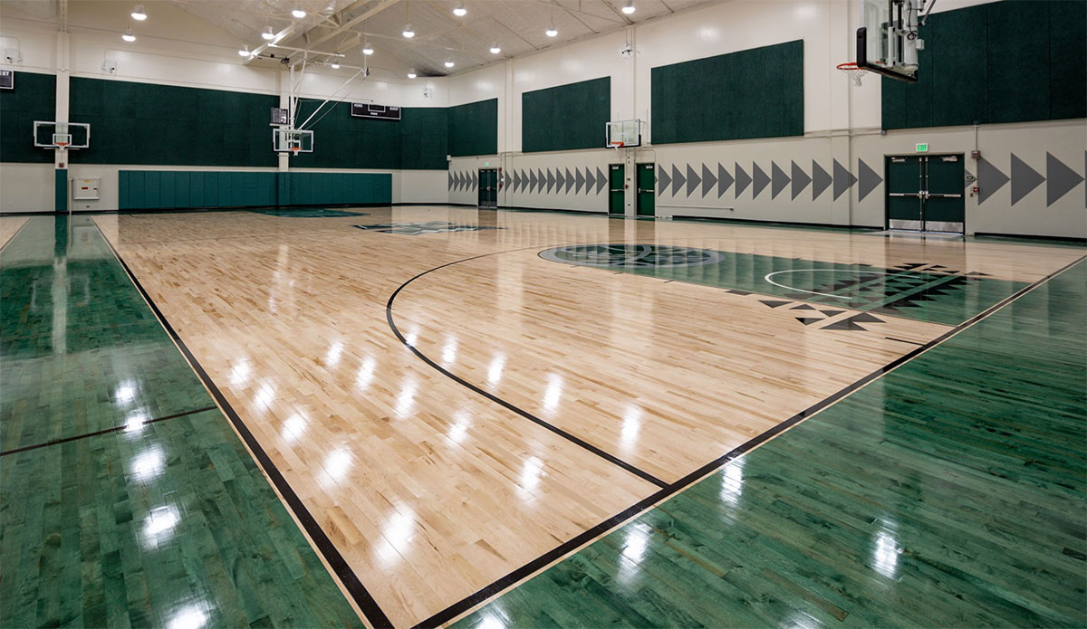 University of Hawaii Gym 1 & 2 General Repairs at Manoa