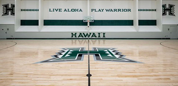 Hawaii Gymnasium Flooring