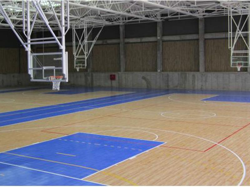 Build a backyard game court sport court of massachusetts for Cheapest way to make a basketball court