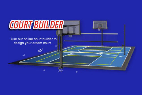 Backyard and Commercial Sports Flooring for Massachusetts and New Hampshire