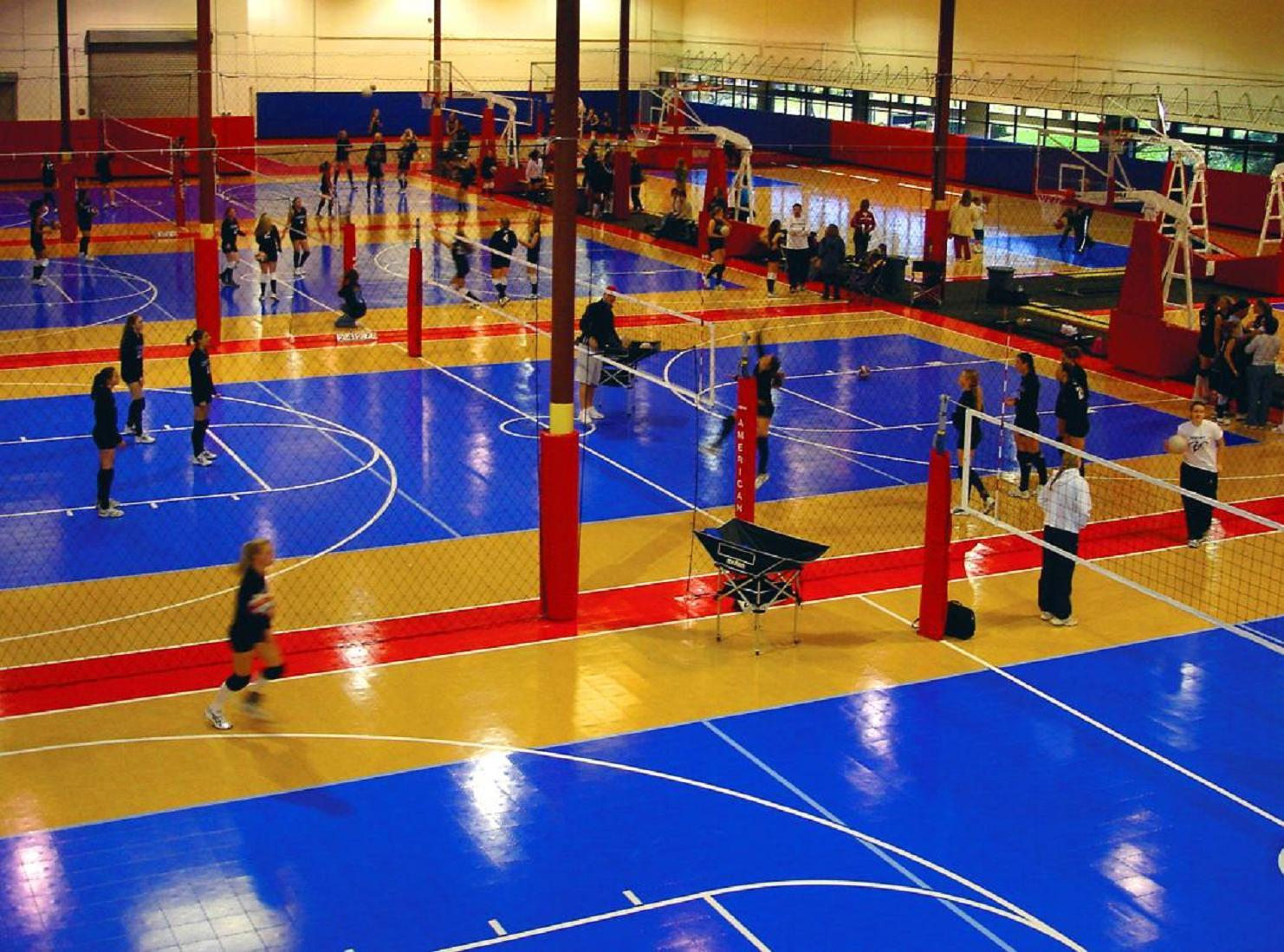 Volleyball | Sport Court of Southern California