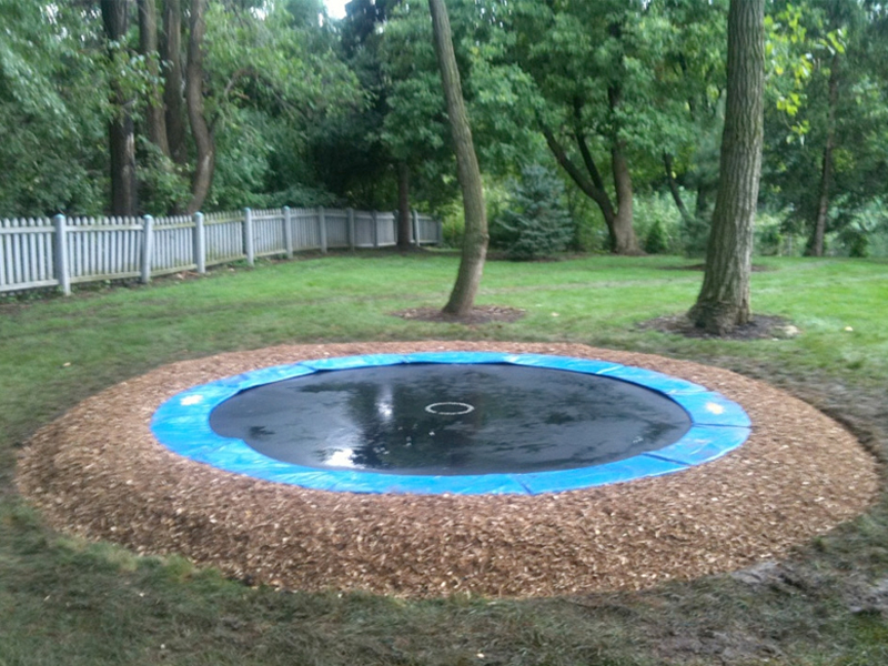 We Use The Word Complete Because Our System Unlike Any Other Comes With Trampoline Jump Mat Springs And Pads There Is Nothing Else To