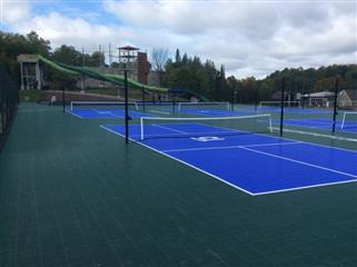 Sport Court Badminton  Courts
