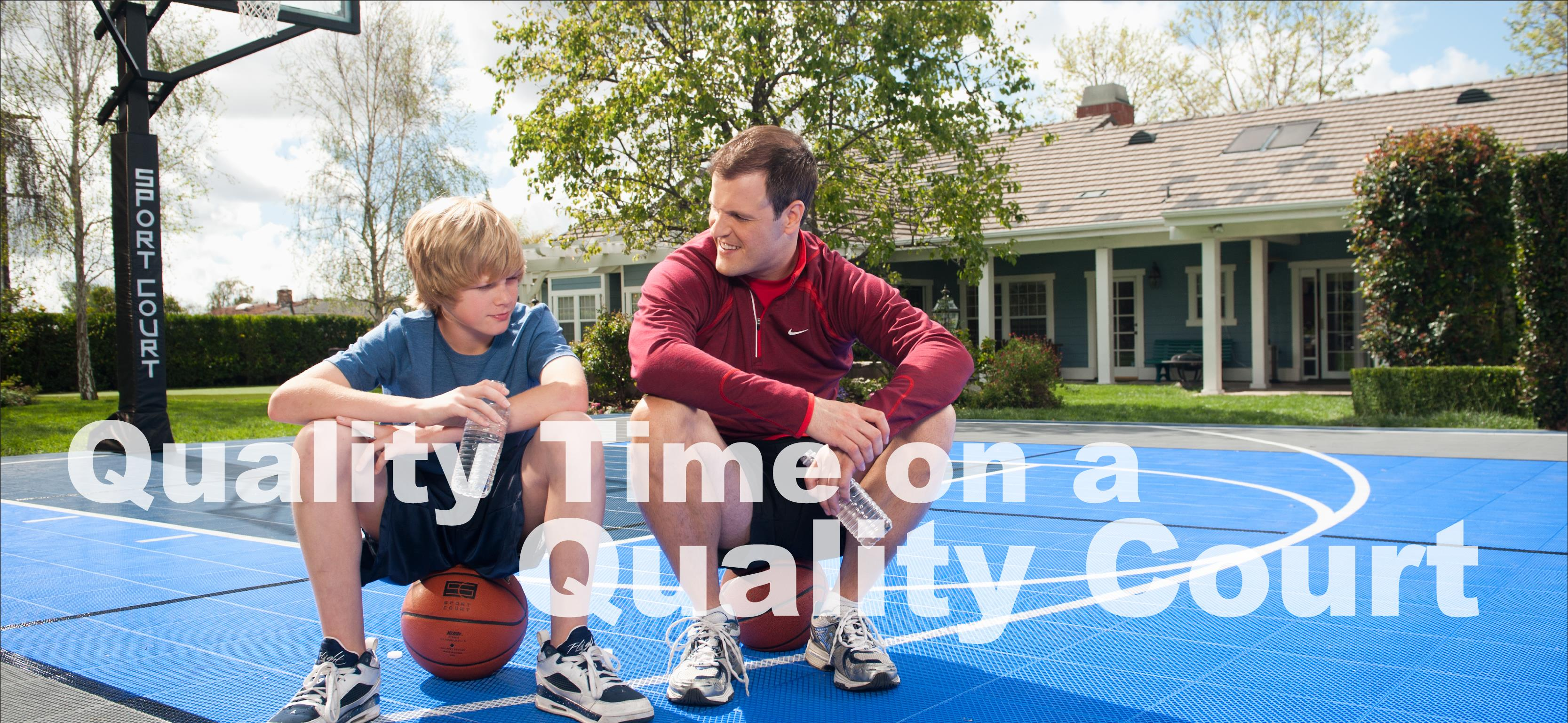 Family Courts by Sport Court