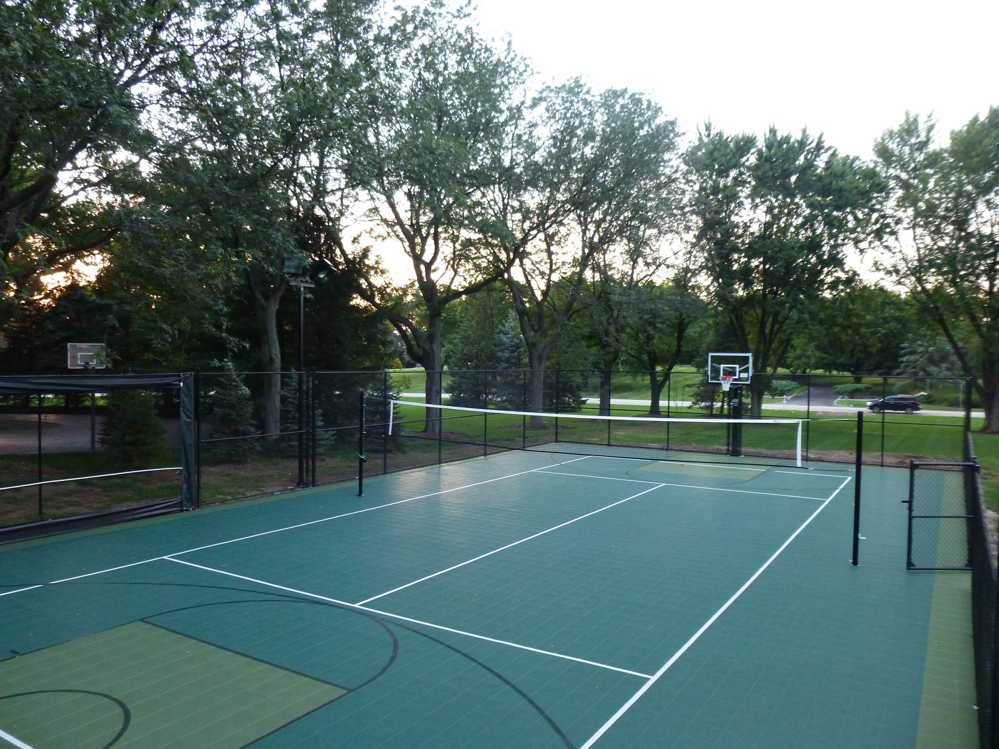 Backyard Volleyball Net