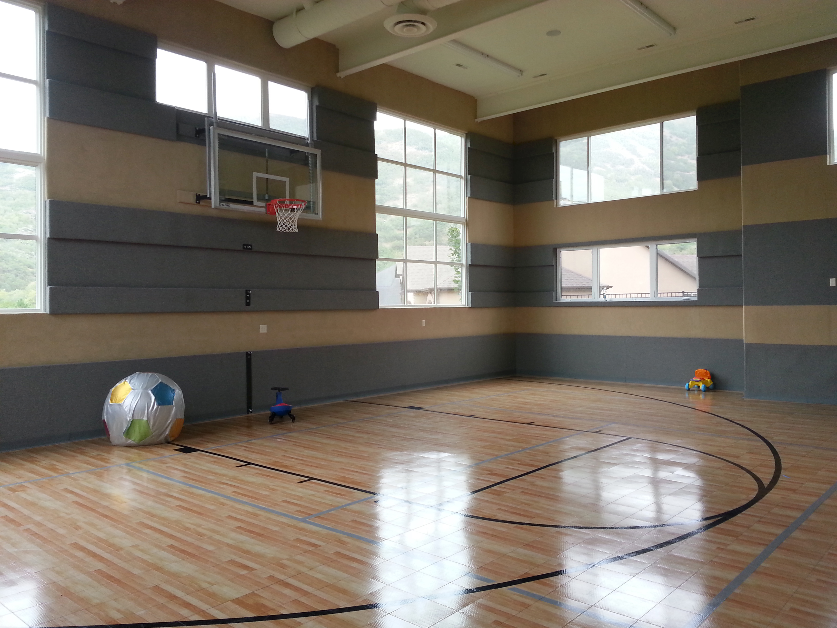 Bring Sports Inside This Winter With Sport Court Sport Court