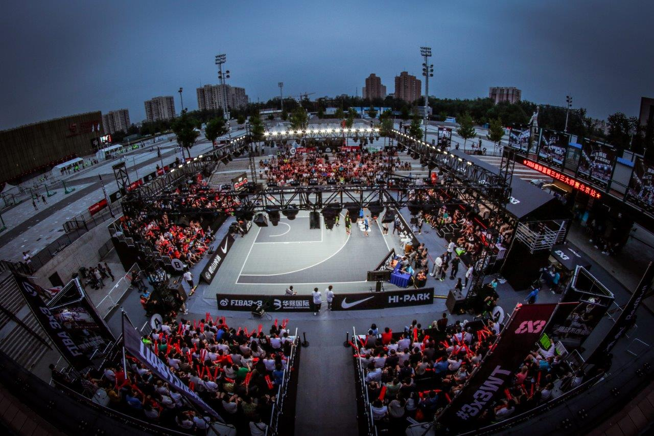 FIBA 3x3 World Tour in China