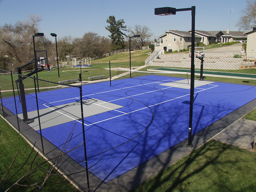 Sport Court Multi Purpose court