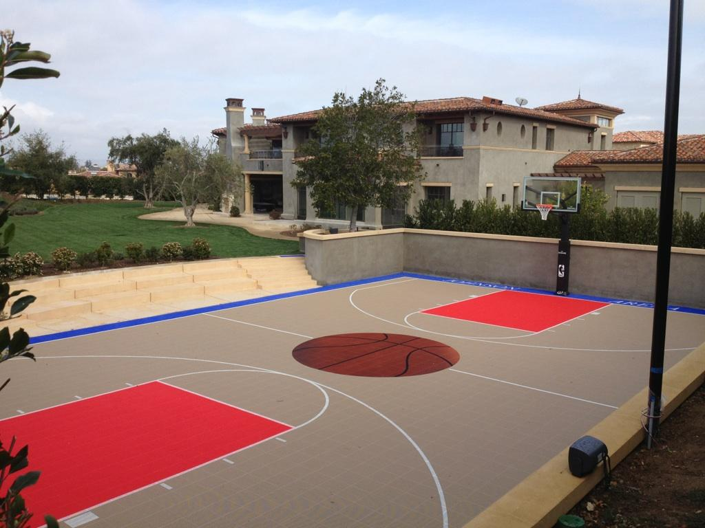 Keyshawn Johnson Court