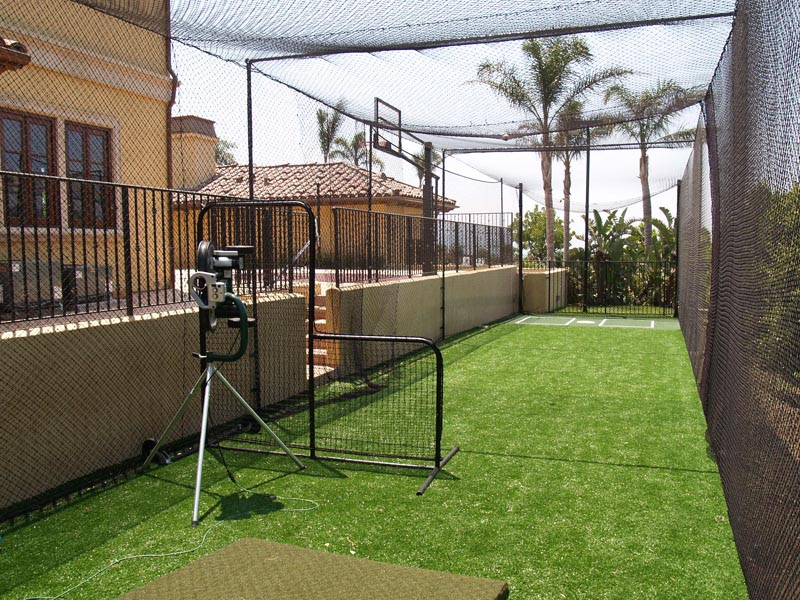batting cages now you can improve your batting average in