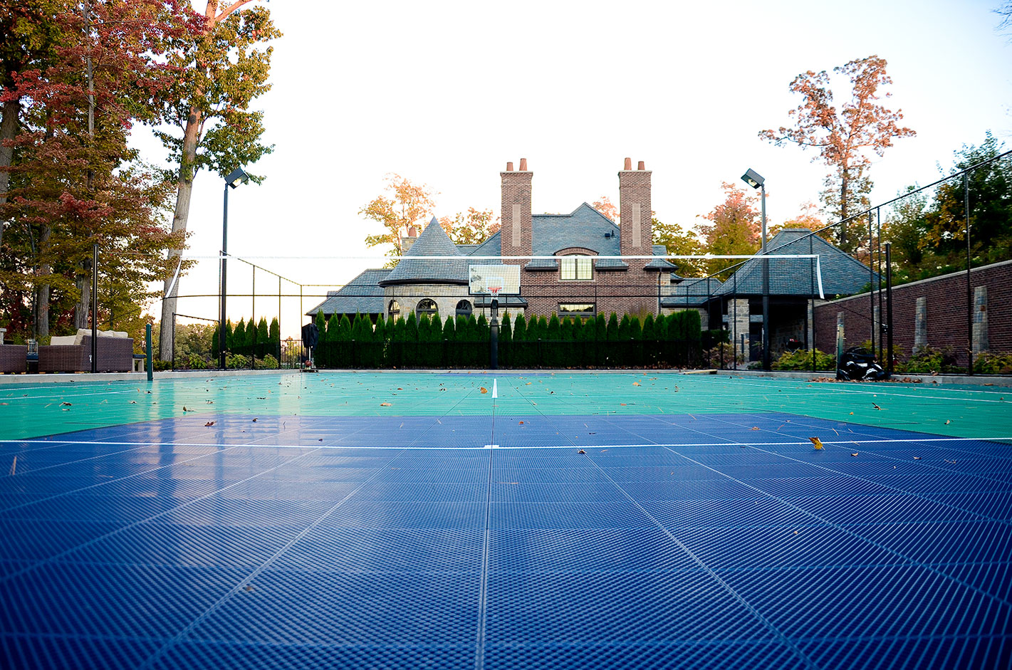 Are You and Your Court Ready for Basketball Season?
