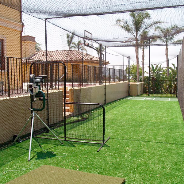 Athletic Surfaces And Accessories For Utah Idaho And Western - Backyard batting cages for sale