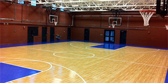 Maple Select Sport Court Gym Flooring