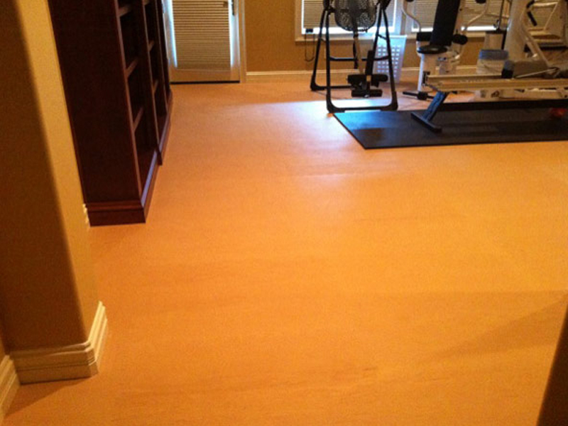 In-Home Flooring