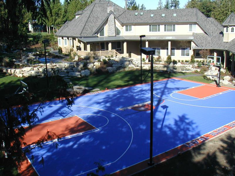 Basketball Courts | Sport Court Of Massachusetts