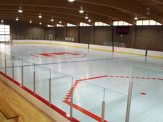 Roller sports and hockey courts sport court of massachusetts for Basketball court cost estimate