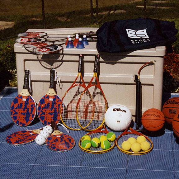 Fun Pack sports equipment