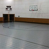 Indoor Basketball Court Builder