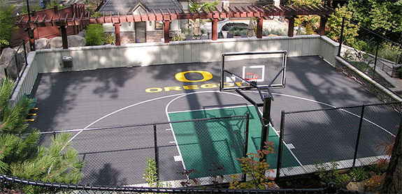 Oregon Sport Court